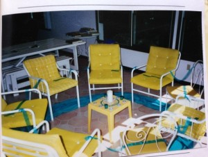 Chris chairs